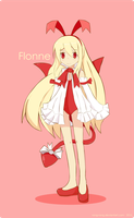 Flonne by Rong-Rong