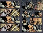 bloodRayne Page 1-2 Preview by juan7fernandez