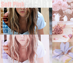 Soft Pink Action by winryheart
