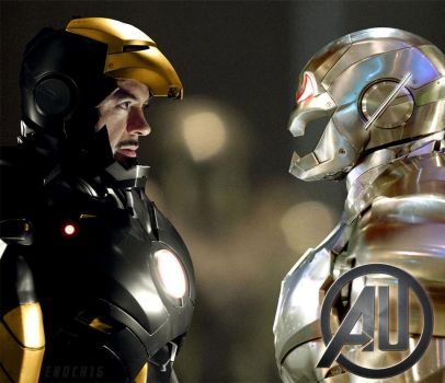 Age of Ultron Still Master and Creation by Enoch16