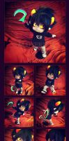 Armature Plush - Karkat Vantas by pupukachoo