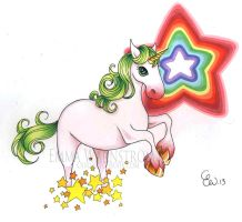 And the loveliest of all was the unicorn by Warnstrom