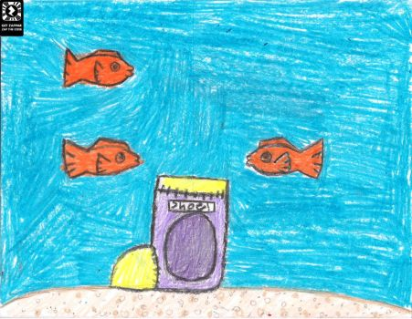 Virtual Fish Tank with Zappar? by The-Art-Rat