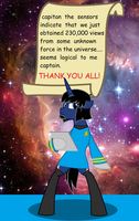 230.000 Views Is Logical by EvilFrenzy