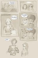 Where snow falls, page 23,5 by CatherineNorbant