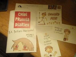 Chibi Prussia Diaries Order by Angel1224