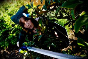 Link - Through the Bushes by EmeraldCoastCosplay