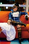 Kuro cos: A Victorian Orange... by Stealthos-Aurion