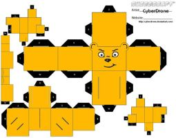 Cubee - Ted by CyberDrone