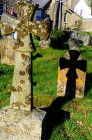 Shadow of the Cross by faather