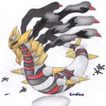 Giratina by VinVagia