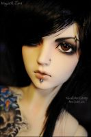 Face-up: Migidoll Jina - 1 by asainemuri