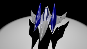 Arwing (V1) by Forcegems
