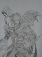 Assassin's Creed Revelations by Wolfofshiver