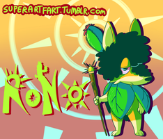 Floraverse - Rono by Ropnolc