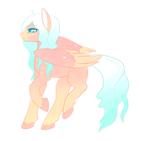 3 Dreams pony adopt! (CLOSED!) by Lodidah