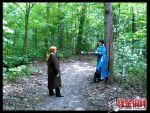 Forest Mission :Ed and Roy: by Circe-Baka