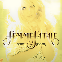 Britney Spears - Femme Fatale by jonatasciccone
