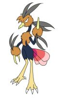 Old Dodrio by GB-of-BS
