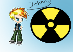Johnny by xXBloody-MagicXx
