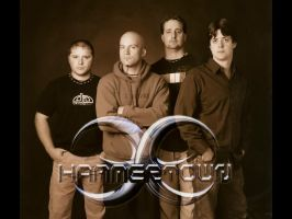 HAMMERTOWN - band slick by sixwings