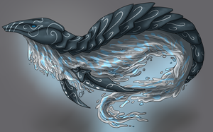 Fanale Auction - Ice by Midnight-Adopts96
