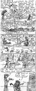 My First Day In Skyrim by sjkpoi