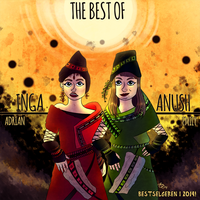 The Best of Inga and Anush by Emsoble