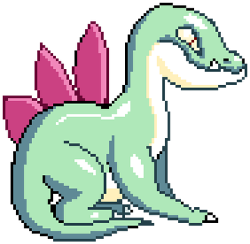 Monster Sprite by HexFrogge