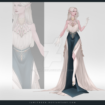 (CLOSED) Adoptable Outfit Auction 255 by JawitReen