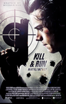 Kill and Run // Book Cover by moonxriver
