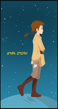 Star Story by Re-DEE-Mer