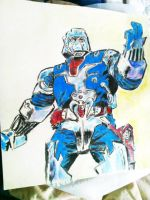 Cobra Commander by Scarecrow81