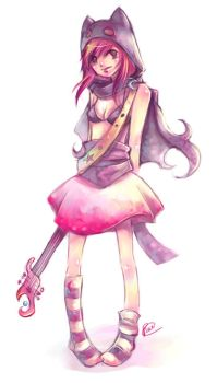 Reev: night :pink by ReeveLy