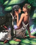 Kiss Me in the Rain by ProjectVirtue