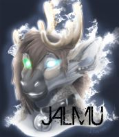 Jalmu-Halloween Badge by Ifus