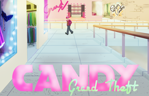 Candy: Grand Theft by OverVenture