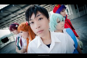 Evangelion: Children of Lilith by kclee2002