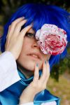 this third alice.... /VOCALOID-Kaito/ by grimmiko88