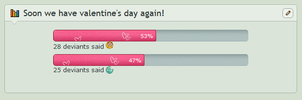 Style: V-day Poll by ginkgografix