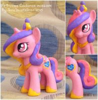 Young princess Cadance custom by Antych