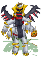 Giratina TF by supersmashmelee