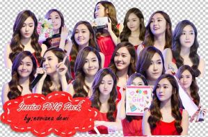 Jessica with red dress PNG by Dewinoviana
