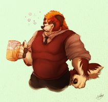 Cheers! by VetroW