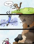 Flying Lessons by DustyOld-Clock