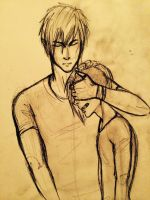 Percival and Kendrich by francisdawn