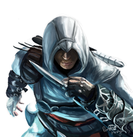 Assassin's Creed: Altair by Neechole