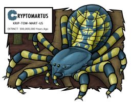Cryptomartus by Monster-Man-08