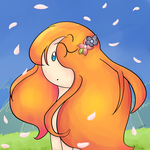 These petals aren't native to this area... by Link-Pikachu