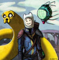 Fallout Time by hummeri9